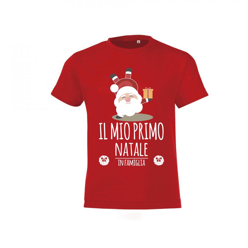 Favoloso Magliette Natale per Bambini - Idee Regalo Natale 2017  DV45